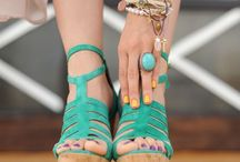Jewelry, Shoes, Bags, & Accesories / by Tera Johns