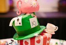 Tea party birthday ideas / Tea party themed kid's birthday party ideas