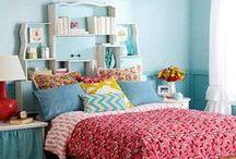 Girl's room decor