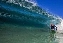 Board Meetings / board + ocean = best board meetings ever  wakeboarding, surfing, boogieboarding, etc.