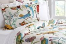 Ornithology Theme Bedroom