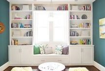Living room decor / Ideas and tips on living room decor