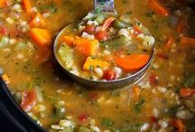 Simmering Soup Recipes