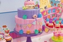 Shopkins birthday party ideas / Ideas for a Shopkins birthday party