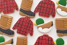 Lumberjack baby shower! / Ideas for the burliest Lumber jack baby shower ever!