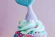 Mermaid birthday party ideas / Beautiful under the sea mermaid party ideas!