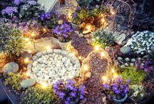 Fairy garden / Fairy garden ideas to do with your kids