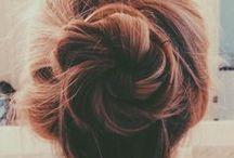 {hair} / by Georgia Ploederl