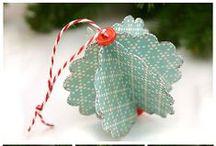 Kerstcreaties / by Yvonne van Dijk
