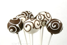 Cute Cake Pops / by Inspirations by Thyjuan