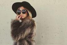 Fall/Winter fashion. / by Lindsey Kern