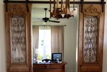 Decorating with antiques and architecturals