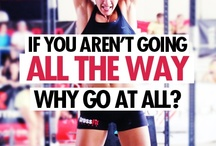 fit for life / If you aren't going to do it right, then why do it at all? / by Ali Spina