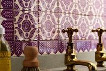 tiles and tilework / Ridiculously gorgeous tilework to get you motivated for your next project! / by Flytrap Clothing