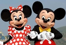 Disney - Mickey & Minnie / by Debra Richter-Silnicki