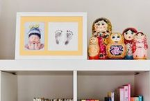 BABY NURSERY / Decorate your baby's nursery and home with modern keepsakes to cherish for a lifetime
