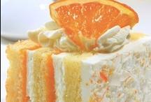 Cake Recipes / by Debra Richter-Silnicki