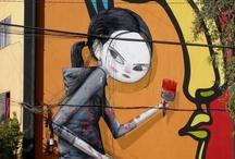 Street Art / canvas-cities