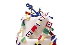 Cakes - Nautical / by Debra Richter-Silnicki