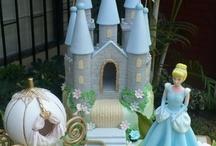 Cakes - Fairytale / by Debra Richter-Silnicki
