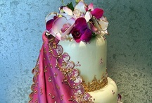 Wedding Cakes - Indian/Bollywood / by Debra Richter-Silnicki