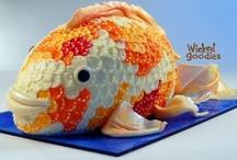 Cakes - Amazing / by Debra Richter-Silnicki
