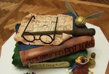 Cakes - Harry Potter / by Debra Richter-Silnicki