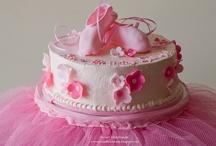 Cakes - Ballerina / by Debra Richter-Silnicki