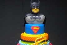 Cakes -  Super Heros / by Debra Richter-Silnicki