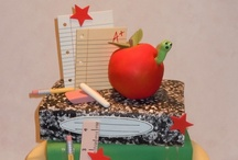 Cakes - School / Graduation / by Debra Richter-Silnicki