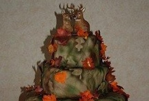 Wedding Cakes - Woodland / by Debra Richter-Silnicki