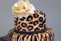 Cakes - Animal Print / by Debra Richter-Silnicki