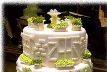 Cakes - Garden Party / by Debra Richter-Silnicki