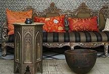 Déco d'inspiration marocaine