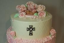 Cakes - Baptism/Christening / by Debra Richter-Silnicki