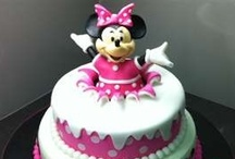 Disney - Mickey & Minnie Cakes / by Debra Richter-Silnicki