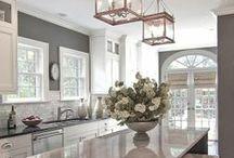 Interior Design: Kitchens / by HOPE DENDINGER
