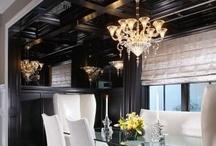 Interior Design: Dining  / by HOPE DENDINGER