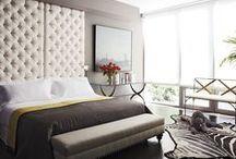 Interior Design: Bedrooms / by HOPE DENDINGER
