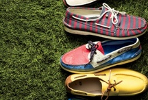Fashionable Footwear / by James Galinas