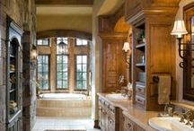 Beautiful Bathrooms  / by Kathy Tutor