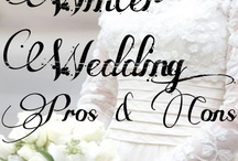 Winter Weddings / by Simply Events: Full Service Event Planning