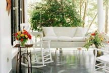 Patios & Porches  / by Kathy Tutor