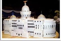 Cakes - Architecture / by Debra Richter-Silnicki