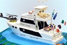 Cakes - Hunting / Fishing / Boating / by Debra Richter-Silnicki