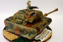 Cakes - Military / by Debra Richter-Silnicki