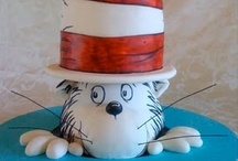 Cakes - Dr. Seuss / by Debra Richter-Silnicki