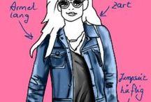 Tipps für die #H-Figur / Hier finden Frauen mit androgyner #H-Figur #Mode-Tipps, die sie vorteilhafter aussehen lassen.