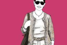 Tipps für die #X-Figur / Hier finden Sie #Mode- und #Stil-Tipps für Frauen mit kurviger #X- oder #Sanduhr-Figur, die sie vorteilhaft aussehen lassen.