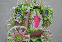 Cakes - Princess / by Debra Richter-Silnicki